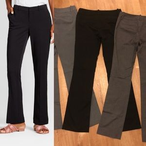 3 for 1! Merona bootcut dress pants